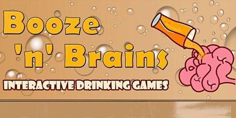 Booze n Brains UK Interactive Drinking Games tickets