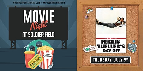 Movie Night at Soldier Field tickets