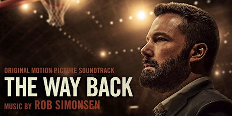 The Way Back (R) ***PAID ADMISSION*** tickets