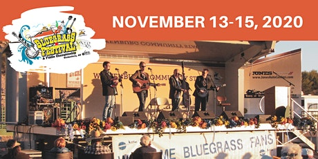 41st Annual Bluegrass Festival tickets