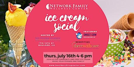 Ice Cream Social tickets