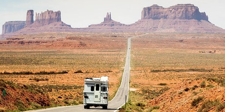 Road Trip 2020: How to Overland: Travel by Car, Motorcycle, Horse or Bicycl tickets