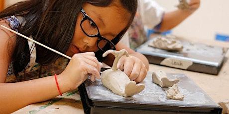 Family Clay: Hand Building Ceramics tickets