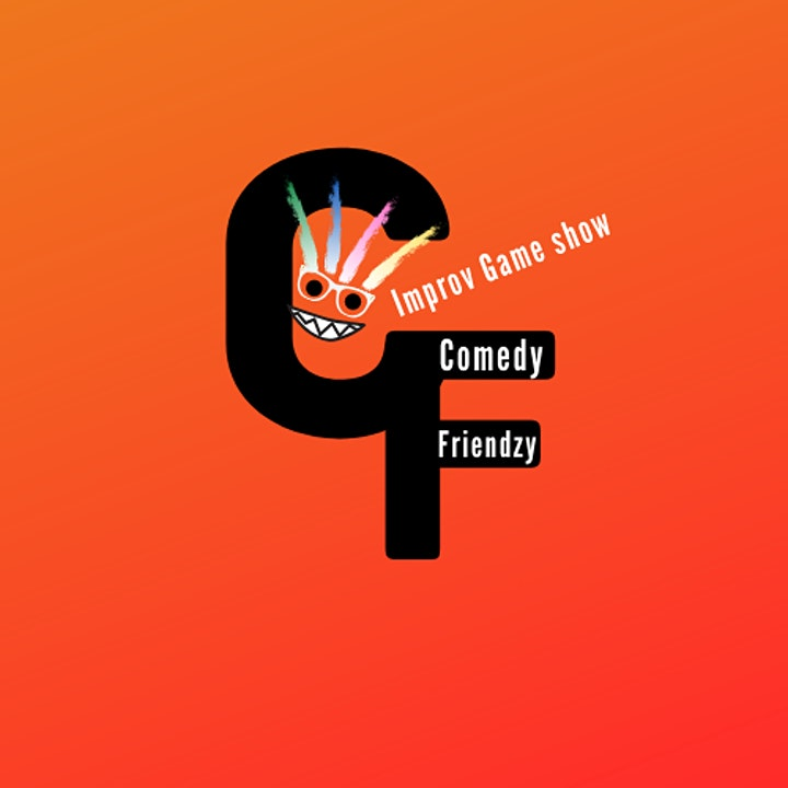 2021 Comedy Friendzy:  Online Interactive Funny Game Show. Season 4 image