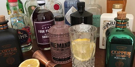 "GIN-TASTING ""AROUND THE WORLD"""