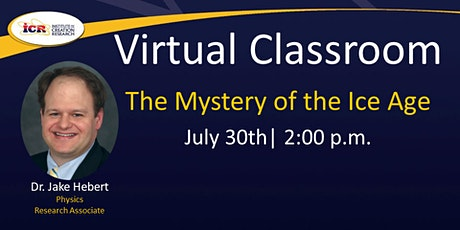 ICR Virtual Classroom tickets