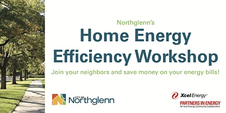 City of Northglenn Energy Efficiency 101 tickets