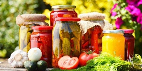 Canning basics with doTERRA tickets