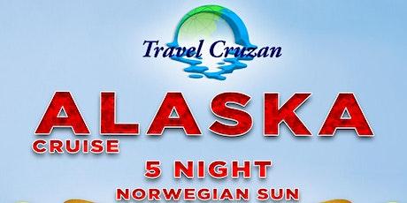 Alaska Cruise  - Spring Break 2021 tickets
