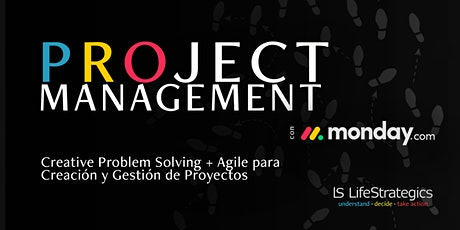 Project Management con Monday.com boletos