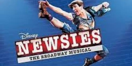 Newsies the Broadway Musical tickets