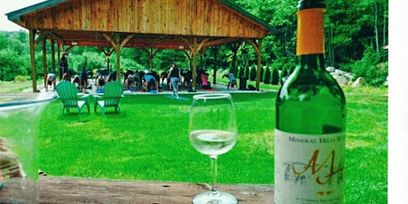 Yoga and Wine at Mineral Hills Winery tickets