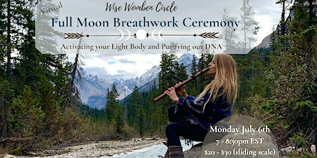 Full Moon Breathwork Ceremony tickets