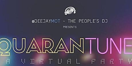 Quarantunes: A Virtual Party tickets