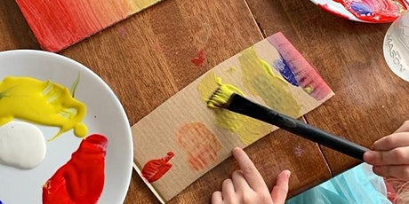 Ages 3-4 Art Appreciation, Wednesday Afternoons tickets