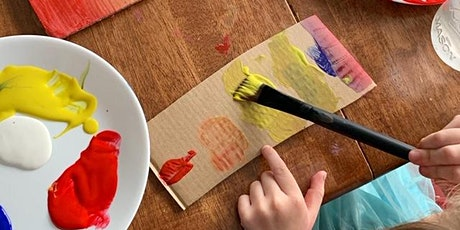 Ages 3-4 Art Appreciation, Thursday Mornings tickets