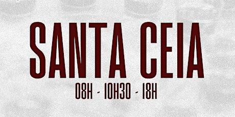CULTO DE CEIA // INNE 10:30hrs ingressos
