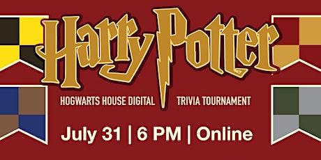 Hogwarts House Cup Trivia Tournament tickets