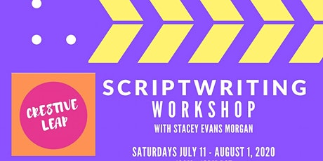 The Cre8tive Leap Scriptwriting Workshop w/Stacey Evans Morgan biglietti
