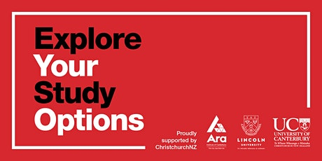 Explore Your Study Options tickets