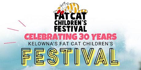 Virtual Fat Cat Children's Festival tickets