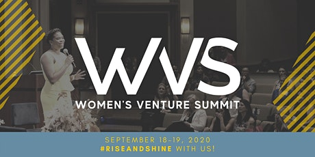 2020 Women's Venture Summit - Rise and Shine tickets
