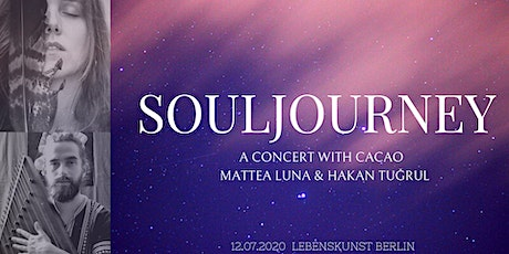 SoulJourney: A Concert with Mattea Luna & Hakan Tuğrul tickets