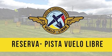Practica  Deporte Aeromodelismo, Pista Vuelo Libre boletos