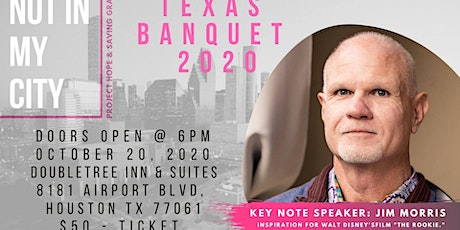 Not In My City - 2020 Banquet tickets