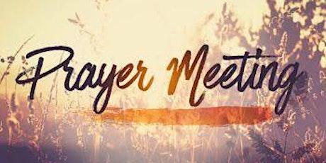 Hope Perth Prayer Meeting tickets