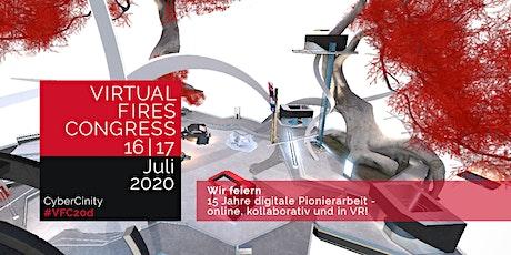 VIRTUAL FIRES & RESCUE CONGRESS 2020  | Wir feiern 15  Jahre Pionierarbeit! Tickets