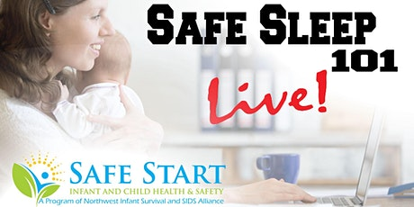 Safe Sleep 101 *ONLINE Live* tickets