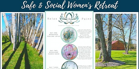NRR Womens Retreat painting workshops tickets