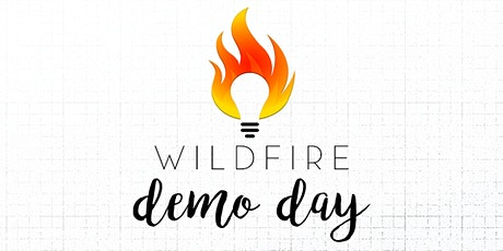 (Virtual) Wildfire Demo Day 2020 tickets