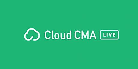 CB Bain | Cloud CMA  - Part 1 | Cisco Webex | August 27th 2020 tickets