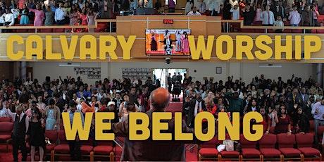 Calvary Worship Services tickets