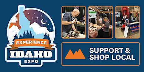 Experience Idaho Expo tickets