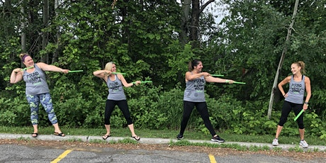 Live Fitness with Mel - Outdoor Pound August tickets