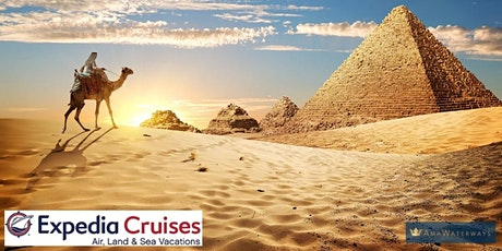 Virtual Travel Talk - Egypt and Vietnam & Cambodia with AmaWaterways tickets