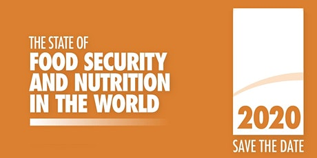 High-Level Discussion on Key Findings of the 2020 State of Food Security tickets