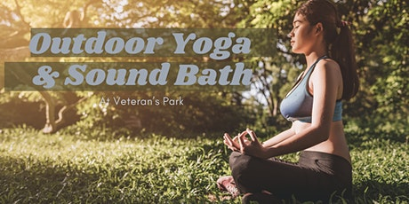 Outdoor Yoga & Sound Bath tickets