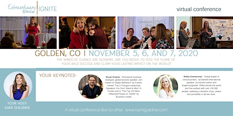 Extraordinary Women Ignite Virtual Conference 2020 tickets