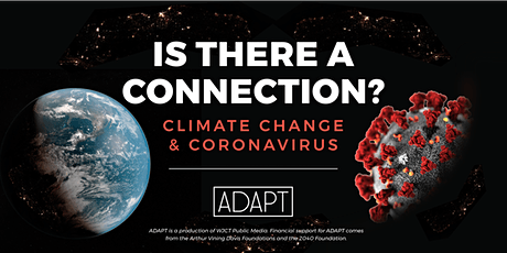 Is There a Connection? Climate Change and Coronavirus tickets