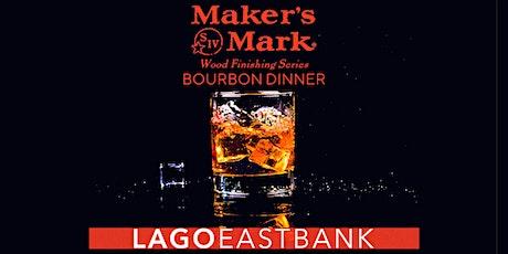 Maker's Mark Wood Finishing Series Bourbon Dinner tickets