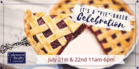"""Client Appreciation """"Pie-oneer"""" Celebration - Private Event tickets"""