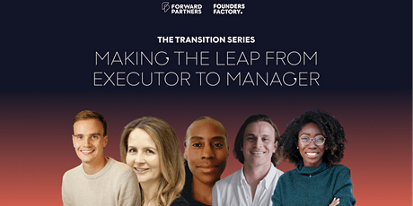 Webinar Panel: How Founders Can Make The Leap From Executor To Manager tickets