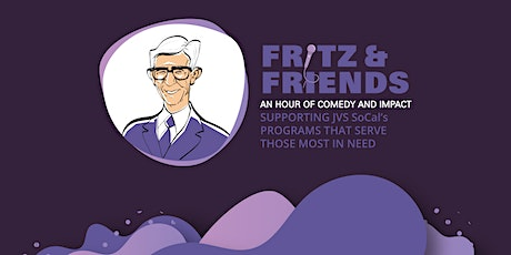 Fritz & Friends: An Hour of Comedy and Impact tickets