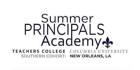 Summer Principals Academy | 8th Annual New School Design Exhibition tickets