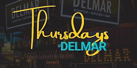 Triple Threat Thursdays @DELMAR tickets