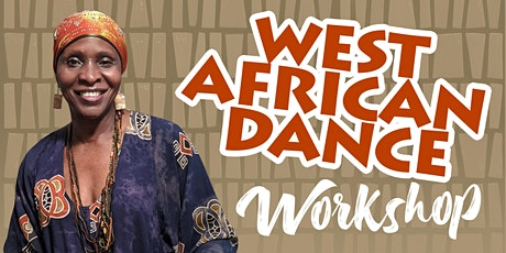 West African Dance Workshop with Kadiatou Conte-Forte tickets